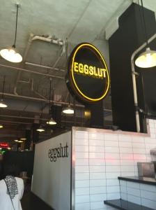 Eggslut at Grand Central Market in DTLA!